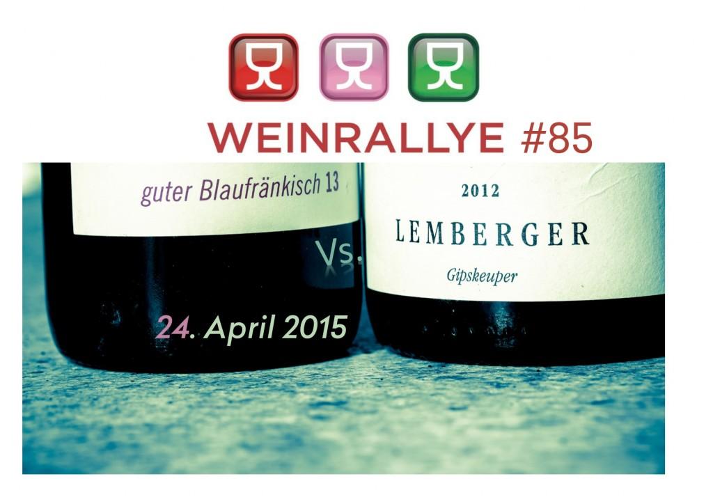 Weinrallye85