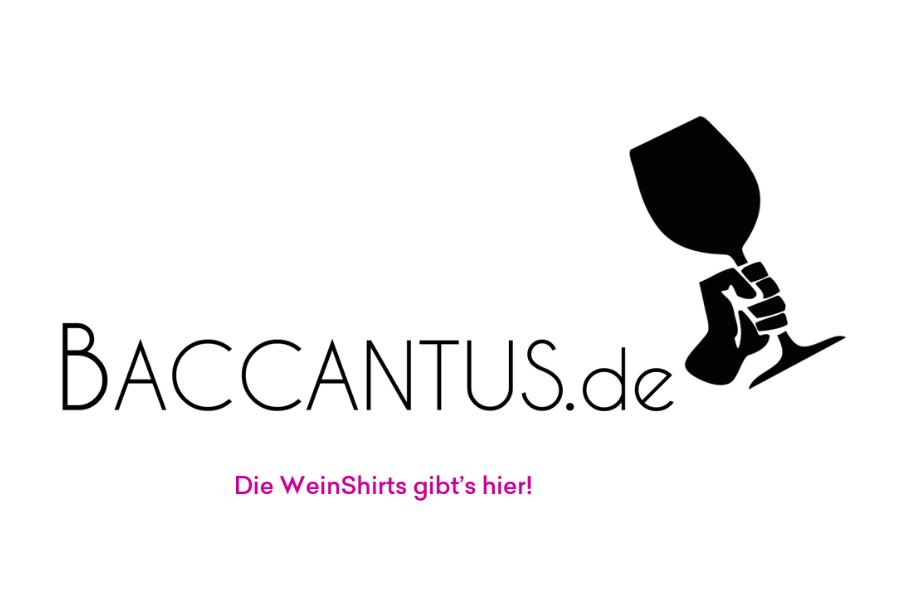 Wein Shirts von Baccantus - zum Shop