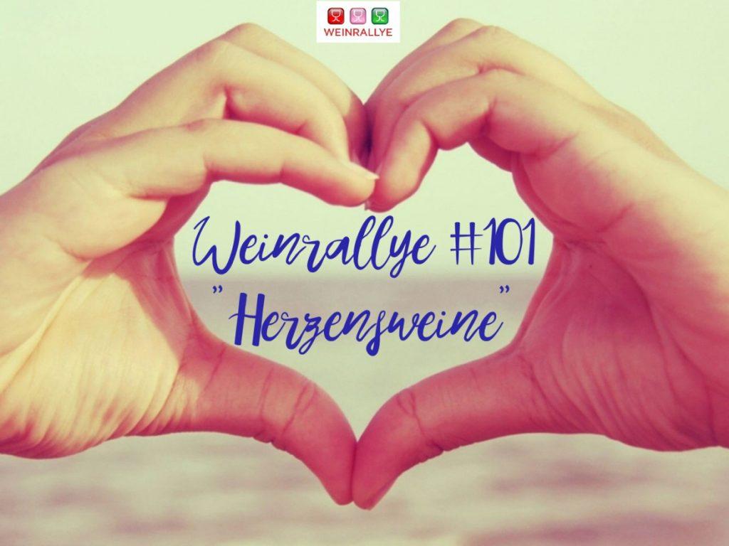 Weinrallye #101 - Herzensweine