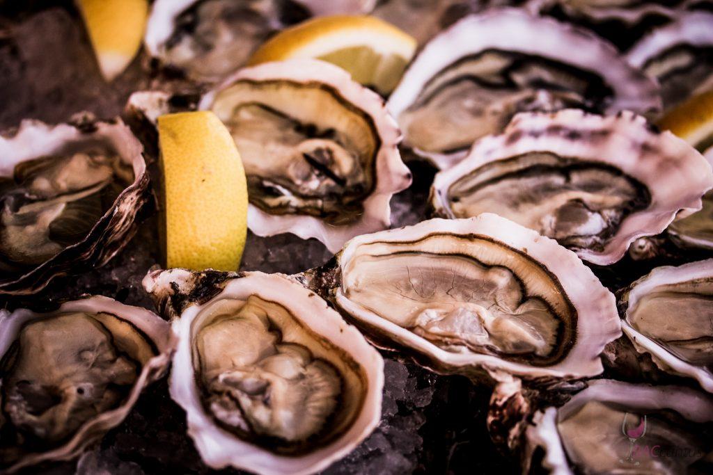 Austernwein?  huîtres spéciale Tarbouriech