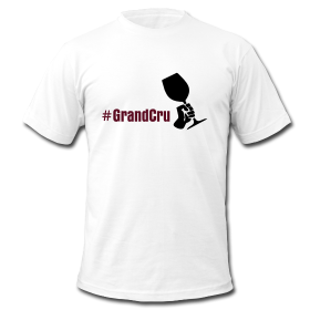 Grand Cru Logo Shirt by Baccantus