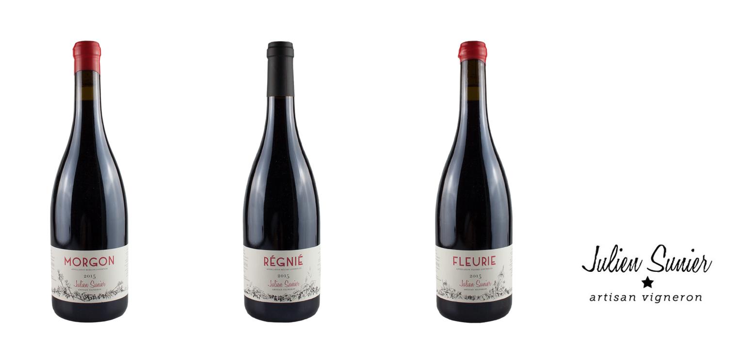 julien sunier wines 2015