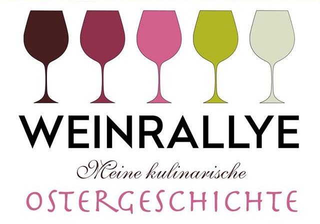Weinrallye - meine kulinarische Ostergeschichte - Logo