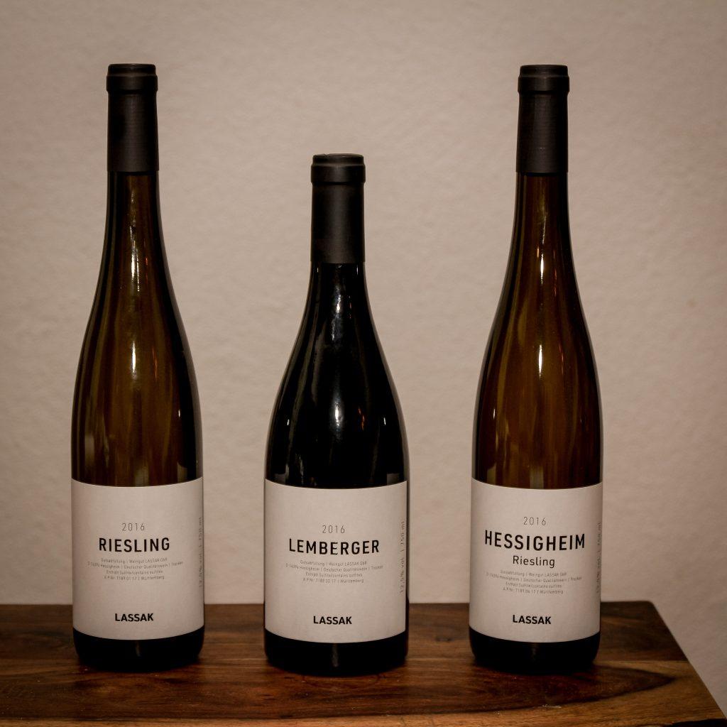 Das Weingut Lassak im Interview - die Weine