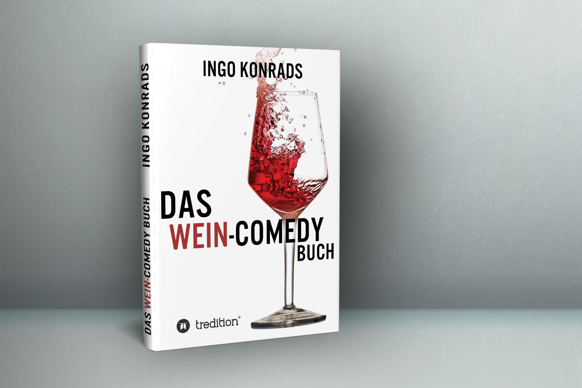 Wein-Comedy Buch
